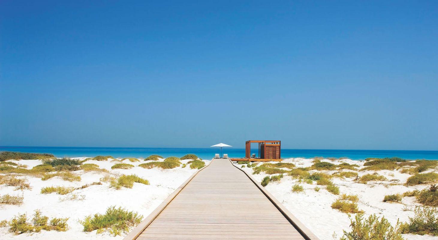 Blog: Abu Dhabi Beaches—Weekend Getaway Around the Corner