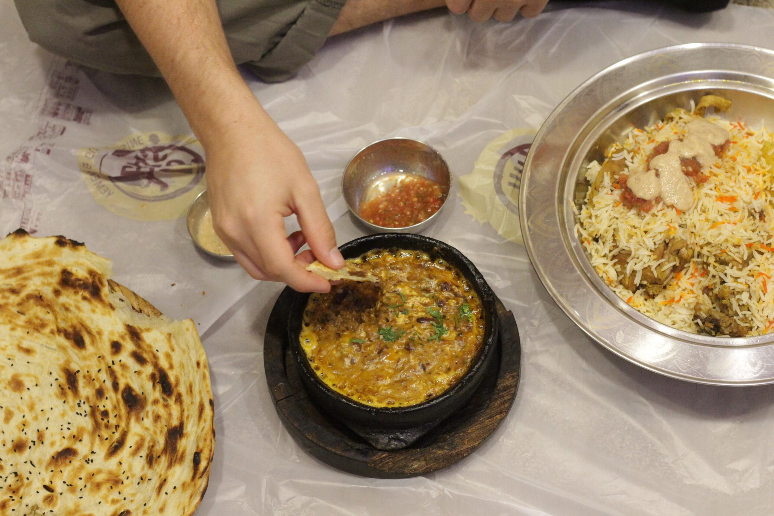 Blog: Breakfast @ Besbas (Yemeni & Gulf cuisine)