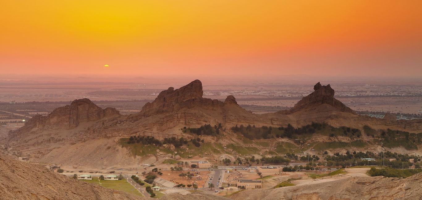 Blog: Jebel Hafeet (Mountain) in Al Ain!